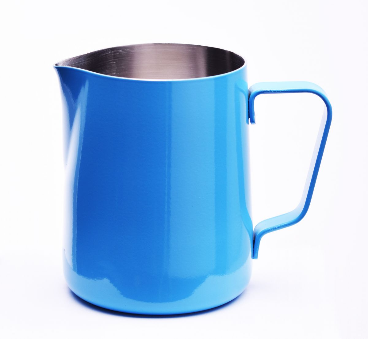 Joe Frex Milk Pitcher powder coated Azul Blue 350 ml