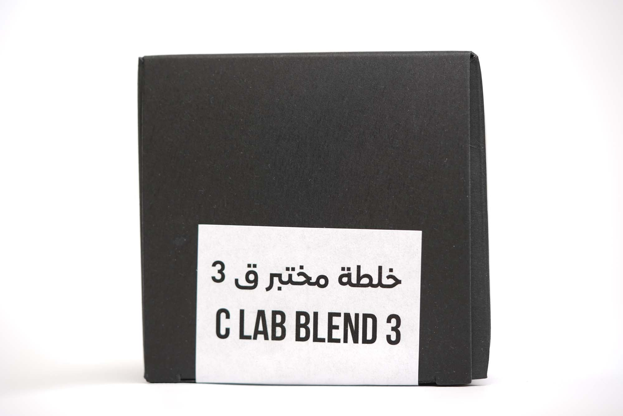 Box of Instant C Lab Blend 3