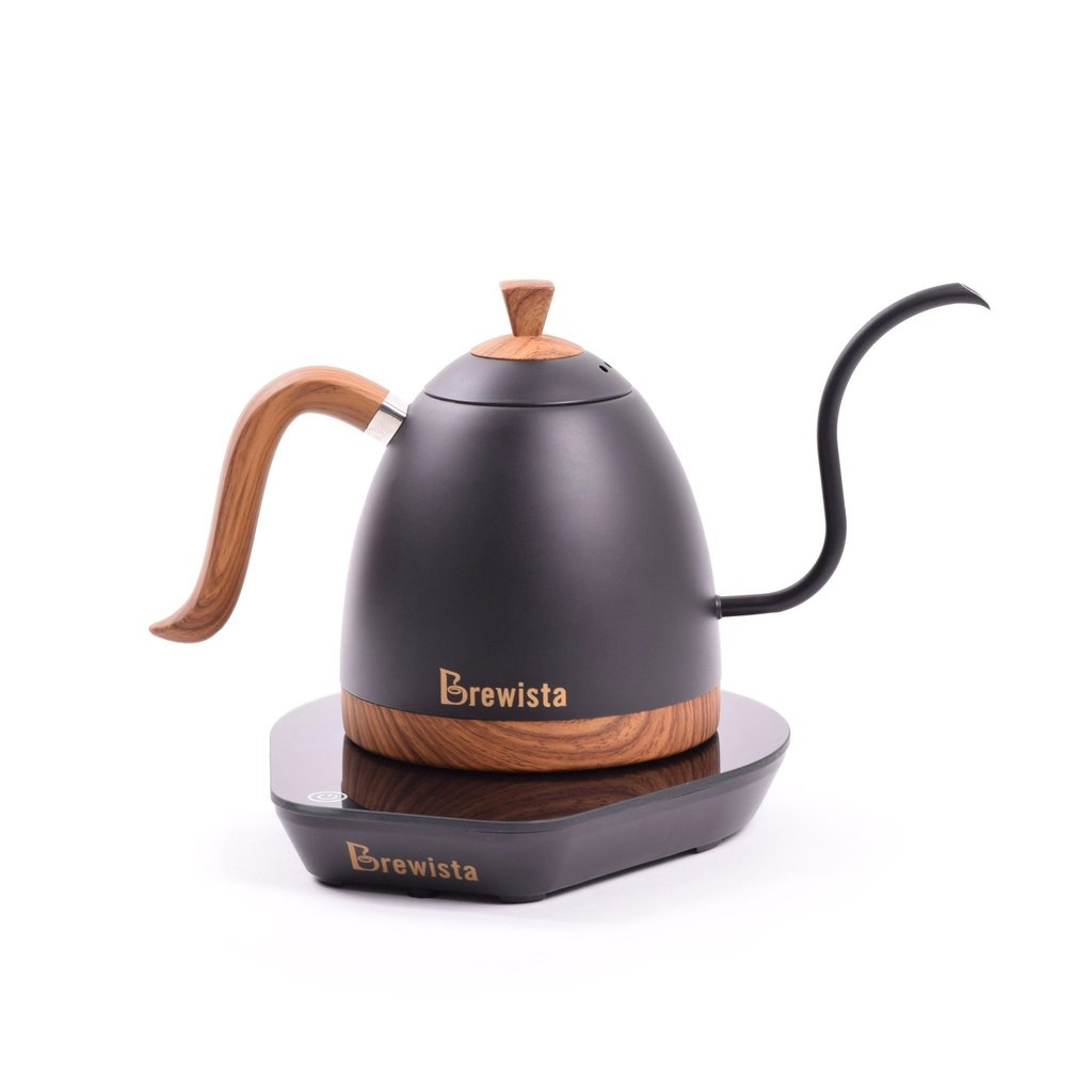 Brewista Artisan 1000ml Gooseneck Variable Temperature Kettle - Matte Black