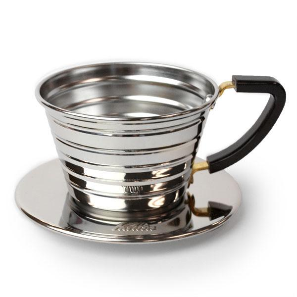 Kalita #155 Wave Stainless Steel Dripper