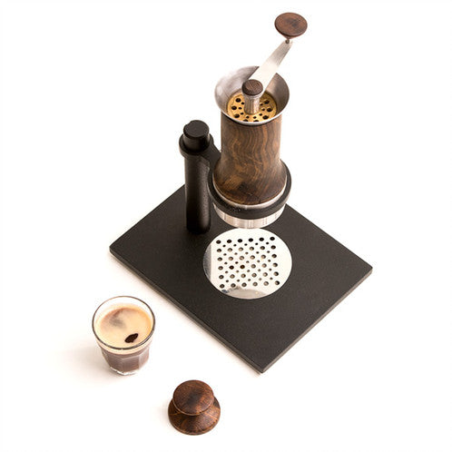 ARAM® ESPRESSO MAKER + STEEL SUPPORT