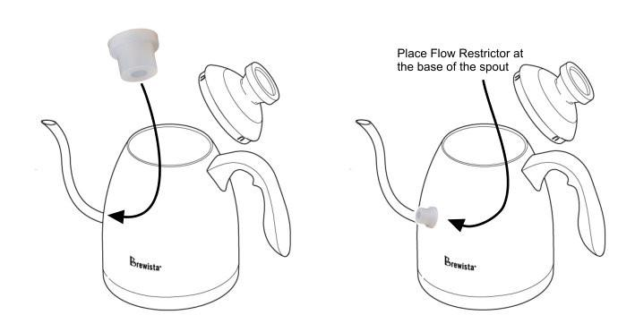 Kettle Flow Restrictor
