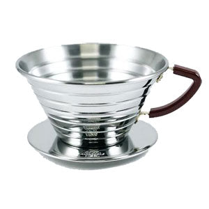 Kalita #185 Wave Stainless Steel Dripper