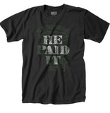 He Paid It All T-Shirt