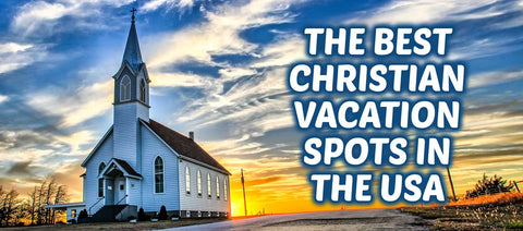 best christian vacation spots