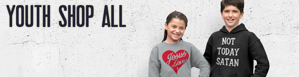 Shop All Youth - Christian Strong
