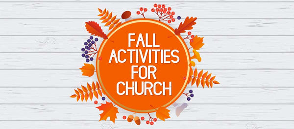 fall activities you can do at church