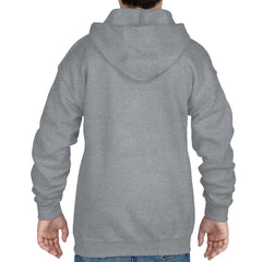Black | 18500B - G01 | Christian Apparel Hooded Sweatshirt | Christian Strong