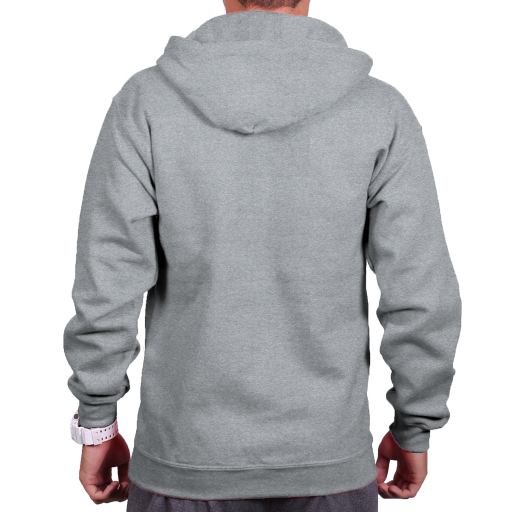 AshGrey | 18600 - G01 | Christian Apparel Hoodie | Christian Strong