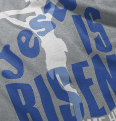 0 | Jesus is Risen | Christian Clothing  | Christian Strong