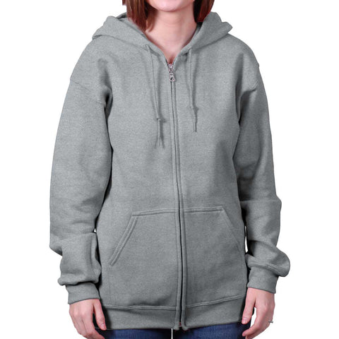 AshGrey | 18600 - G01 | Christian Gifts Hoodie | Christian Strong