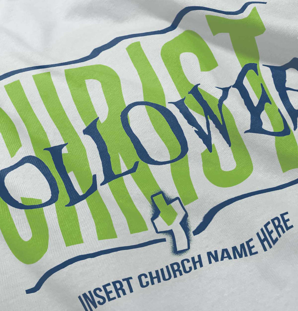 0 | Christ Follower | Christian Clothing  | Christian Strong