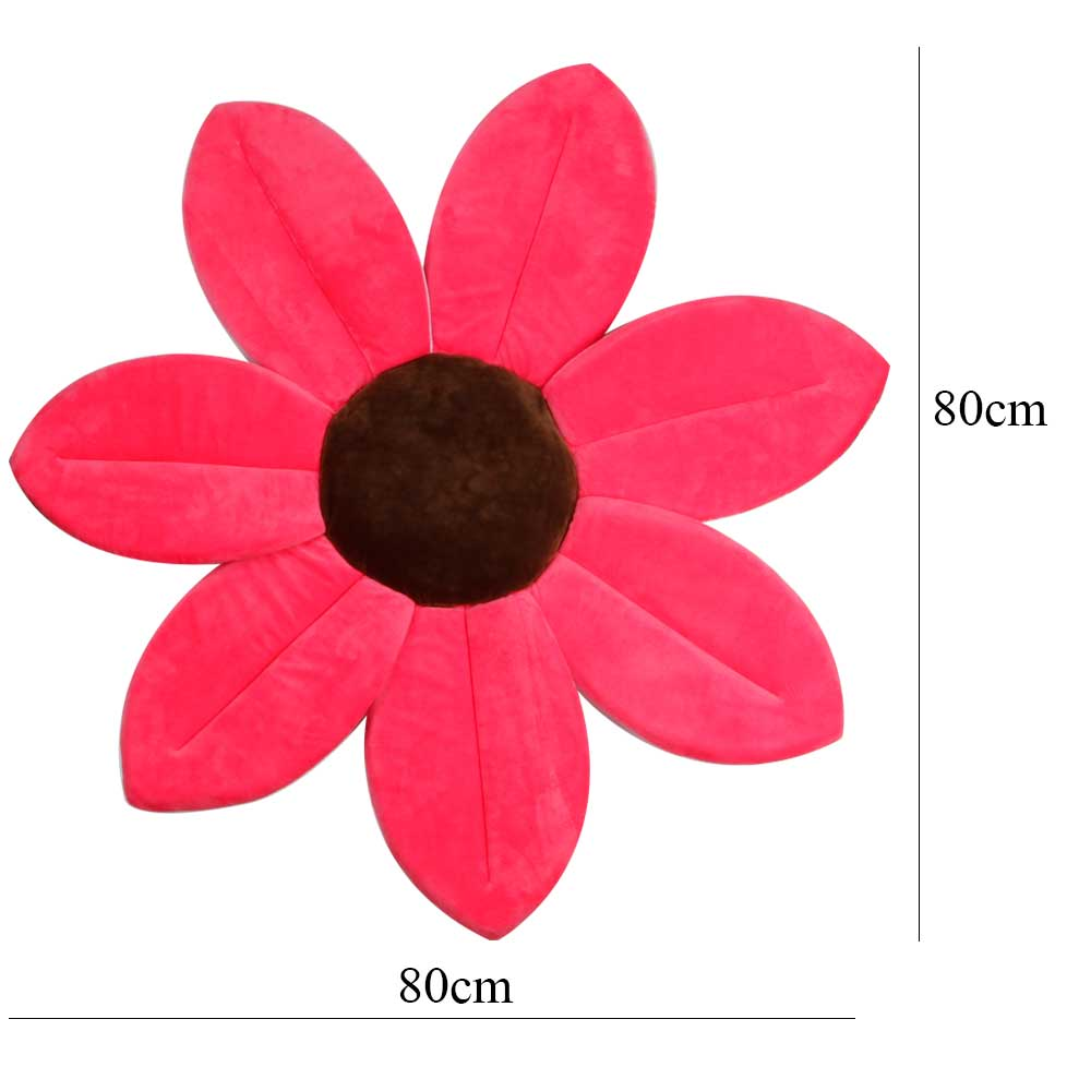 Flower Bath™ Newborn Baby Flower Bath Mat Net Anti-Slip 31*31 inch ...