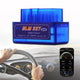 Bluetooth ODB 2 Car Full Diagnostic Scanner Android App ELM327 V1.5 OBD2