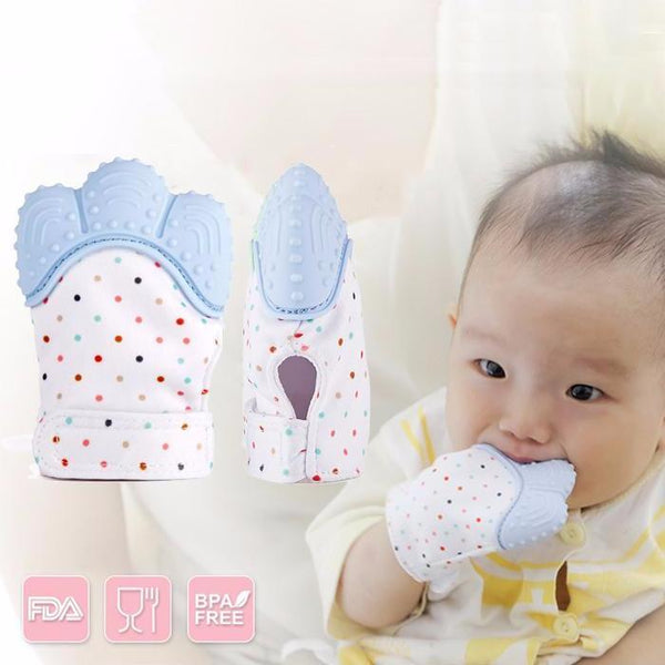 Milty™ Teether Newborn Baby Glove - Boltrer