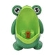 Cute Frog Potty Training Urinal for Boys with Funny Aiming Target