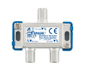 Spaun-VBE2P-Splitter-2way-Remote-Power-Pass-vivid-clear-solutions