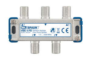 Spaun-VBE4PD-Splitter-4-way-vivid-clear-solutions