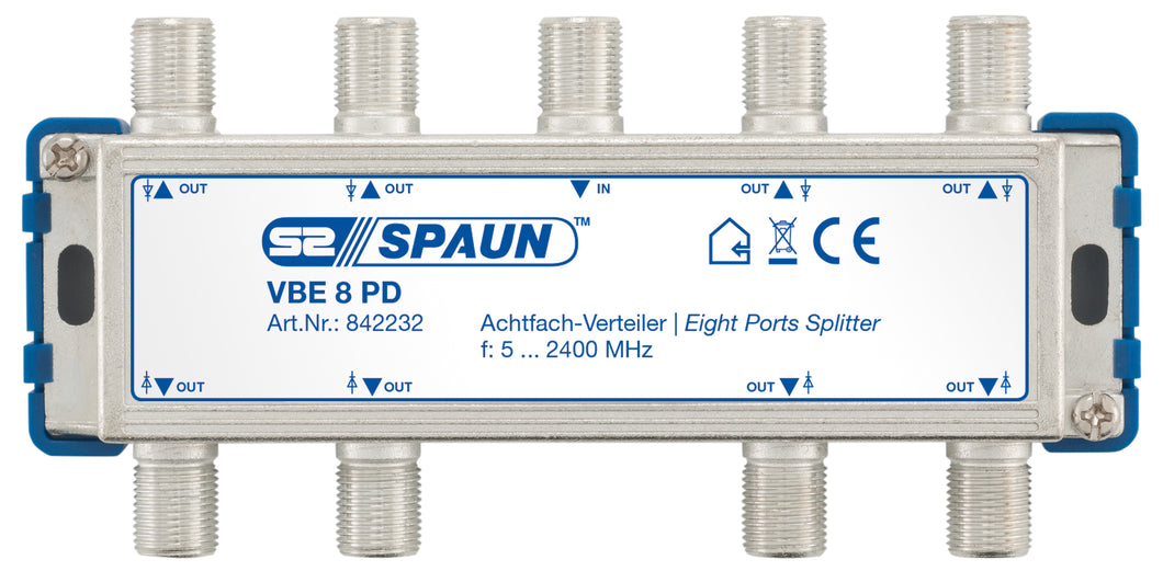 Spaun-VBE8PD-Splitter-8-way-vivid-clear-solutions