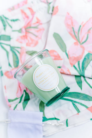 Poppy & Co. | Locally Made Candles | Sea Oats Candle Company | Bridesmaids Gifts | Poppy Packages