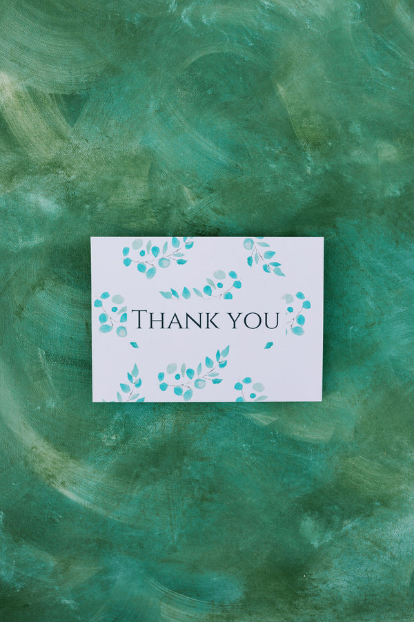 Poppy & Co. - Thank you Card - Bridesmaid Gift - Bridesmaid Proposal - Wedding Day Thank You Card - Bridal Party Thank You Card