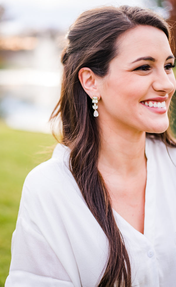 Vanderbilt Drop Earrings