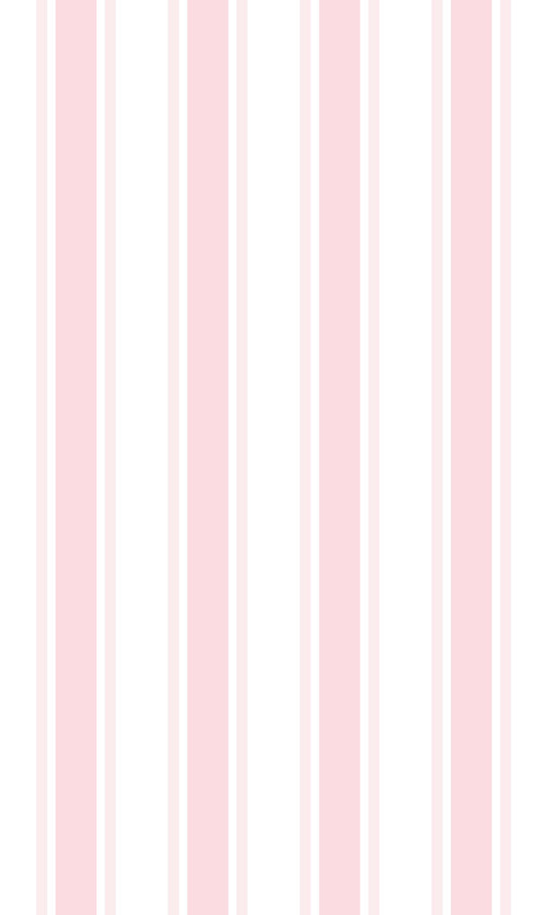 Stripe Pajama Set - Pink