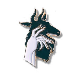 Shadow Puppet Pin - NINELIVES