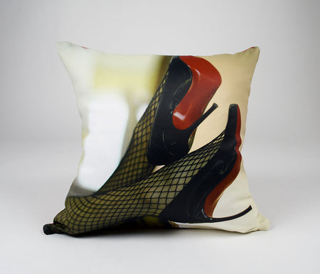 High Heels Pillow