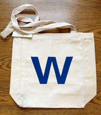 Canvas Daily Tote – W