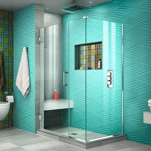 Let's talk about shower doors!