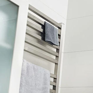 Reduce your laundry loads and feel extra cozy with Amba Towel Warmers!