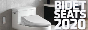 Bidet seats and attachments at Bath4All