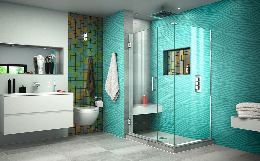 DreamLine Unidoor Plus Shower Door