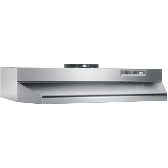 Broan-NuTone 424204 ADA Capable Under-Cabinet Range Hood, 42-Inch, Non-Ducted