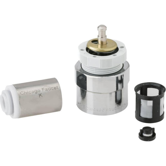 Chicago Faucets 667-080KJKABNF MVP Metering Cartridge and Actuator