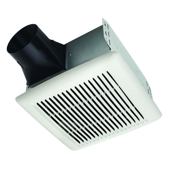 Broan Nutone Flex Series 110 CFM 1.0 Sones Humidity Sensing Ventilation Fan Energy Star