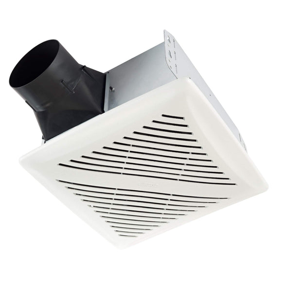 Broan NuTone Humidity Sensing Bathroom Exhaust Fan ENERGY STAR, 50-110 CFM