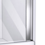 "DreamLine SHDR-4230728-01 Allure 30-31""W x 73""H Frameless Pivot Shower Door in Chrome"
