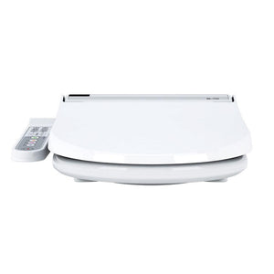 BioBidet BLISS BB-1700 Elongated White Bidet Toilet Seat with Heating HydroFlush