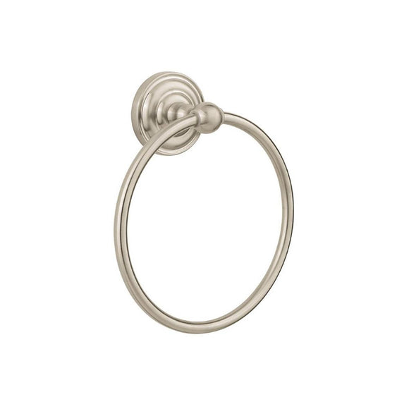 Pfister BRB-R0KK Redmond Towel Ring in Brushed Nickel
