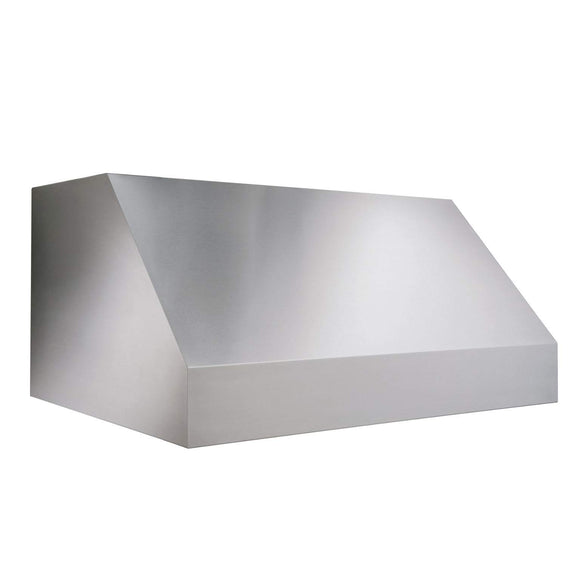 "Broan NuTone 36"" Professional Grade Brushed Stainless Steel Outdoor Range Hood"