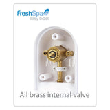 Brondell FreshSpa FS-10 Easy Bidet Attachment