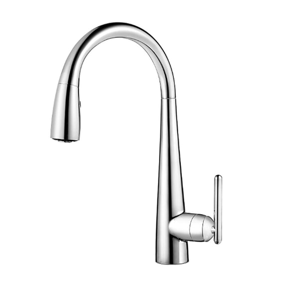 Pfister GT529-FLC Lita Pull-Down Kitchen Faucet in Polished Chrome
