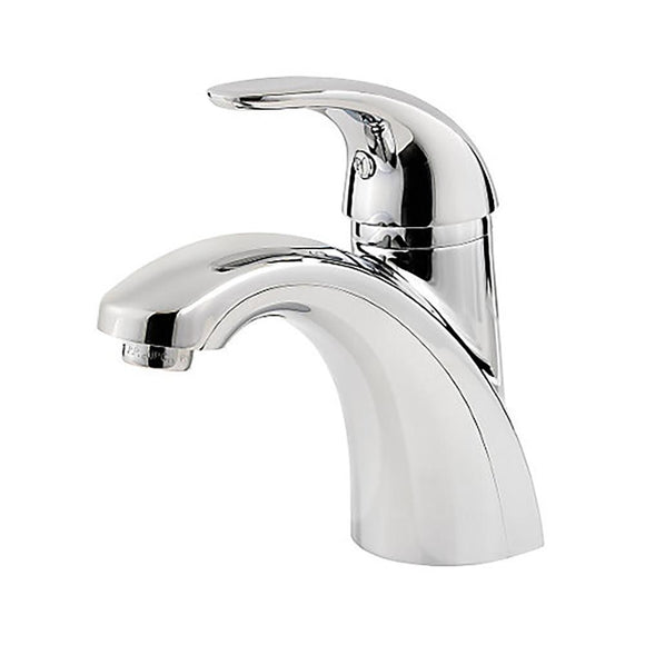 "Pfister LF-042-PRCC Parisa Single Control 4"" Bathroom Faucet in Polished Chrome"