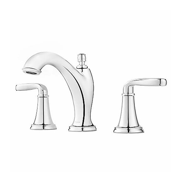 "Pfister LG49-MG0C Northcott 8"" Widespread Bathroom Faucet in Polished Chrome"