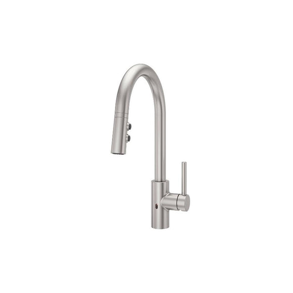 Pfister LG529-ESAS Stellen Electronic Pull-Down Kitchen Faucet in Stainless Steel