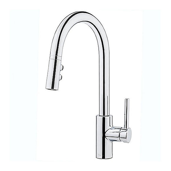 Pfister LG529-SAC Stellen Pull-Down Kitchen Faucet in Polished Chrome