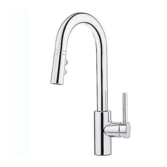 Pfister LG572-SAC Stellen Bar/Prep Kitchen Faucet in Polished Chrome