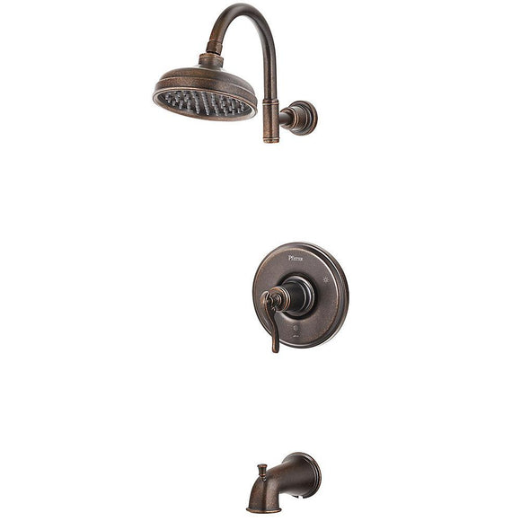 Pfister LG89-8YPU Ashfield Tub/Shower Trim Kit in Rustic Bronze